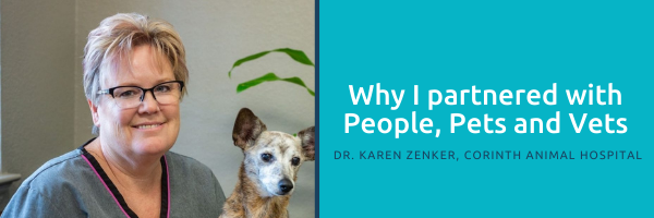 Reason why I partnered with People, Pets and Vets