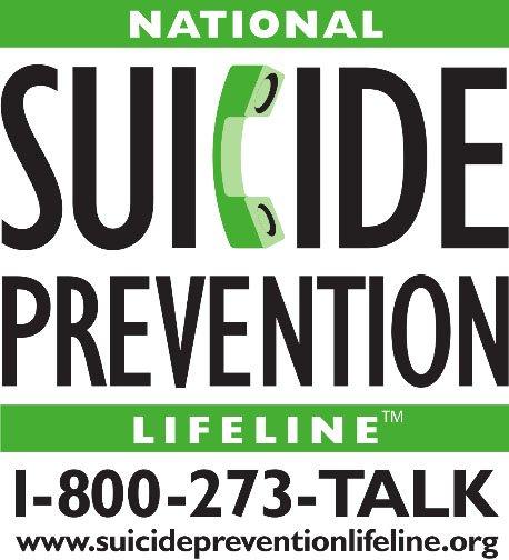 suicide prevention lifeline information