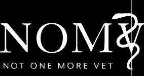not one more vet logo